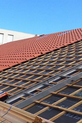 prix reparation de toiture   menucourt